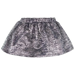 Christina Rohde Party Skirt No. 903 Navy & Silver