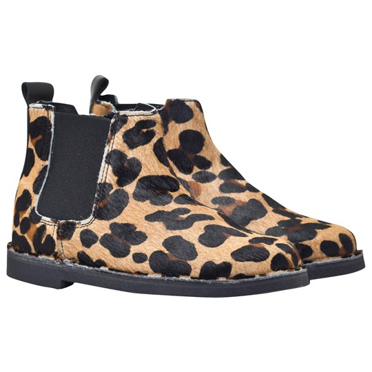 Rainbow & Snow Chelsea Pony Animal Natural Baby Leopard Natural Baby Leopard