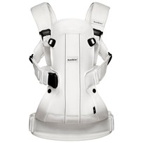 Babybjörn Baby Carrier We Air White Hvid
