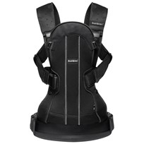 Babybjörn Baby Carrier We Air Black Black