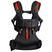 Babybjörn Baby Carrier One Outdoors Black черный