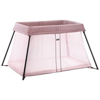 Babybjörn Travel Crib Light Pink Rosa