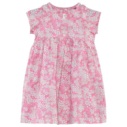 United Colors of Benetton Cap Sleeve Dress Pink PINK 64P