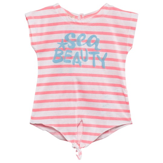 United Colors of Benetton Sea Beauty T-Shirt Pink PINK 83R