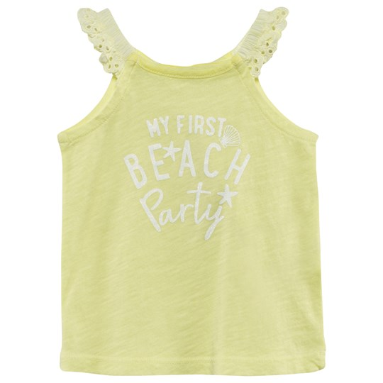 United Colors of Benetton Beach Party Tank Yellow YELLOW 96F
