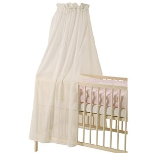 Baby Dan Voile Canopy White