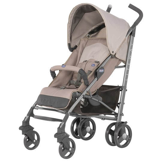 Chicco Liteway® Stroller With Bumper Bar Sand Hiekka