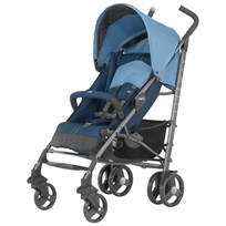 Chicco New Lite Way Basic W/Bumper Bar Blue Blue