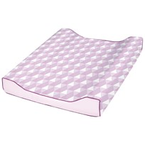 Baby Dan Changing Mat Harmony Pink Baby Pink