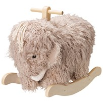 Kids Concept Neo Mammoth Rocking Horse  Harmaa