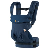 Ergobaby Ergobaby Four Position Baby Carrier Mid-Night Blue Marin