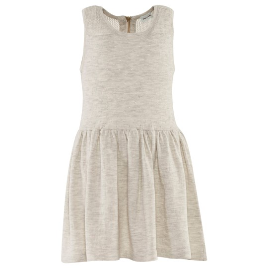 Mini A Ture Gabi K Dress Creme Grey Melange Creme Grey Melange