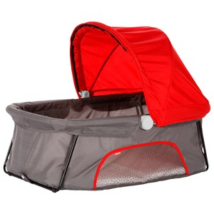 Image of Diono Dreamliner Travel Bassinet Red One Size (417062)