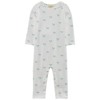 Soft Gallery Ben Baby One-Piece Blue Miki Bright White, AOP Blue Miki
