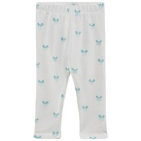 Soft Gallery Baby Paula Leggings AOP Blue Miki Bright White, AOP Blue Miki