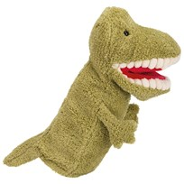 Jellycat Toothy T Rex Hand Puppet Multi