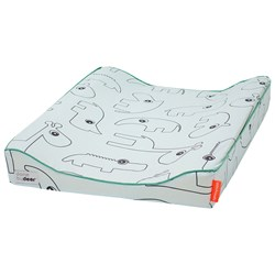Done by Deer Contour Changing Pad Blue
