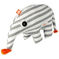 Done by Deer Soft Toy 3D Antee Grey Grey