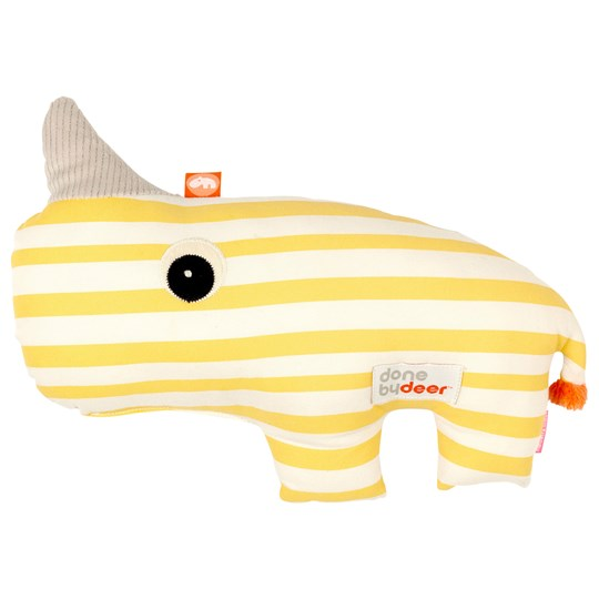 Done by Deer Nozo Soft Toy Yellow Yellow