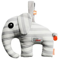 Done by Deer Elphee Musical Toy Grey Black