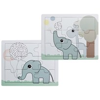 Done by Deer Elphee & Raffi Puzzle 2-Pack Multi