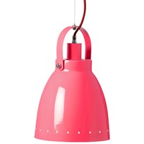 Done by Deer Metal Lamp Raspberry Raspberry