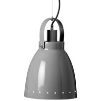 Done by Deer Metal Lamp Grey Black