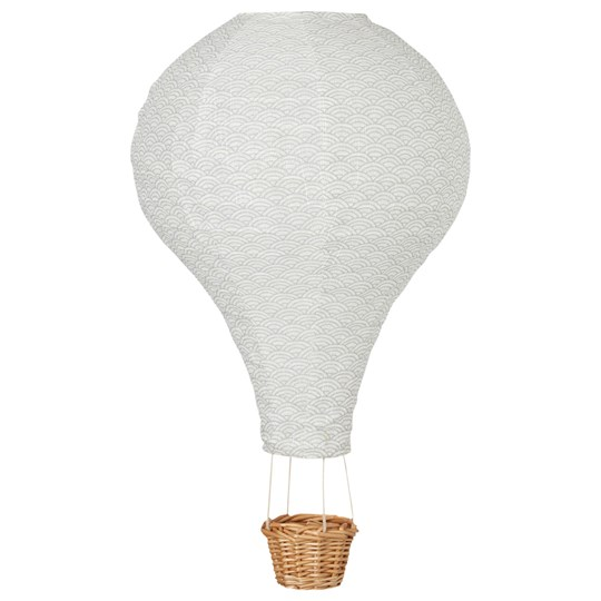 Cam Cam Air Balloon Lamp with Mint Cord Mint Cord