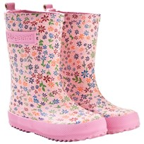 Bisgaard Rubber Boot Rose Flowers Rose Flowers