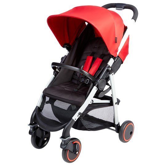 Graco Graco Blox Stroller Pop Red Svart  Röd