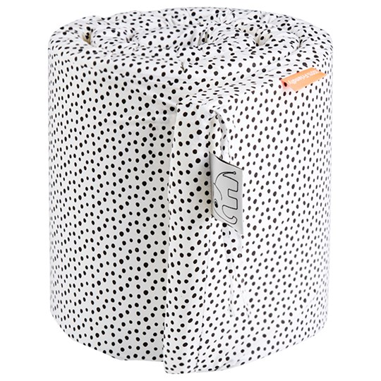 Done by Deer Happy Dots Bumper White Happy Dots