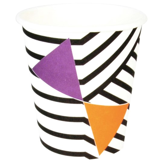 My Little Day 8 Paper Cups - Halloween halloween