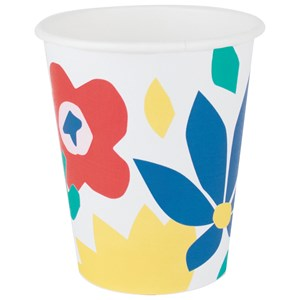 Image of My Little Day 8 Paper Cups - Tropical Flowers (2743696363)