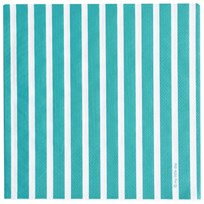 My Little Day 20 Paper Napkins - Blue Stripes Blue Stripes