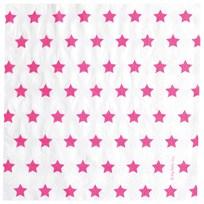 My Little Day 20 Paper Napkins - Bright Pink Stars bright pink stars