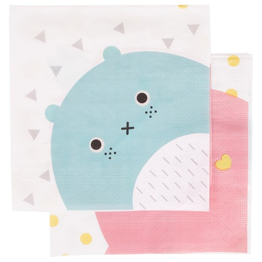 My Little Day 20 Paper Napkins - Noodoll Noodoll