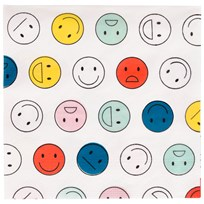 My Little Day 20 Paper Napkins - Smiley happy faces
