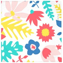 My Little Day 20 Paper Napkins - Tropical Flowers tropical flowers