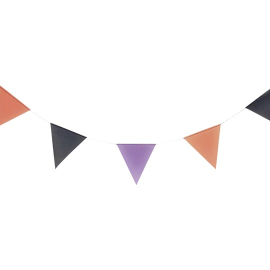 My Little Day 3m Paper Bunting - Halloween halloween
