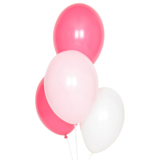 My Little Day 10 Balloons Mix - Pink Pink