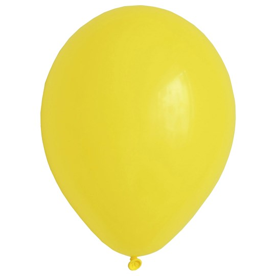 My Little Day 10 Balloons - Yellow Yellow