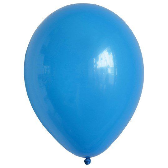 My Little Day 10 Balloons - Blue Blue