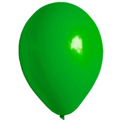 My Little Day 10 Balloons - Green