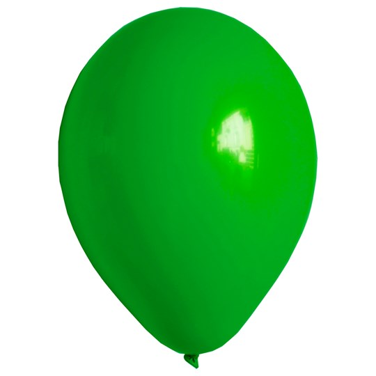 My Little Day 10 Balloons - Green Green