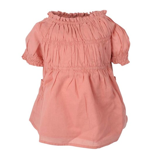 Noa Noa Miniature Dress Voile Rose Pink