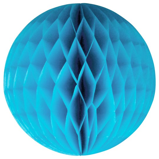 My Little Day Honeycomb Paper Ball - Turquoise Turquoise