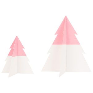 My Little Day Two-Colored Christmas Tree - Light Pink - Large