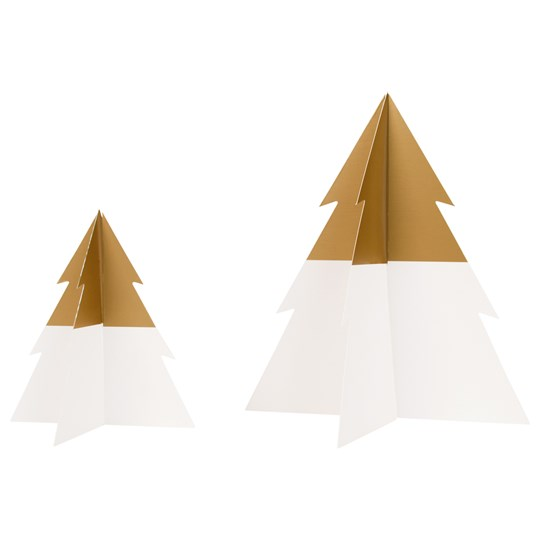My Little Day Two-Colored Christmas Tree - Golden - Large Gold