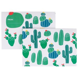 Image of My Little Day 8 Invitations - Cactus (2743696339)