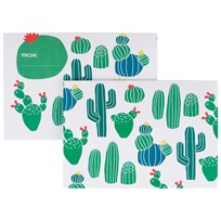 My Little Day 8 Invitations - Cactus cactus